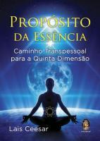PROPOSITO DA ESSENCIA - CAMINHO TRANSPESSOAL PARA