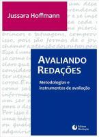 AVALIANDO REDACOES - DA ESCOLA AO VESTIBULAR