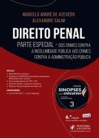 SINOPSES PARA CONCURSOS - V. 03 - DIREITO PENAL