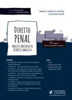TRIBUNAIS E MPU - DIREITO PENAL - PARA TECNICO E A