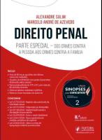 SINOPSES PARA CONCURSOS - V. 02 - DIREITO PENAL