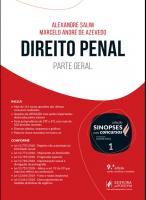 SINOPSES PARA CONCURSOS - V. 01 - DIREITO PENAL -
