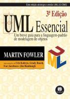 UML ESSENCIAL - UM BREVE GUIA PARA A LINGUAGEM-PAD
