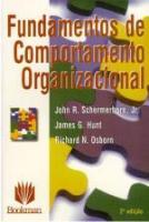 FUNDAMENTOS DE COMPORTAMENTO ORGANIZACIONAL
