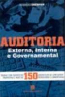 AUDITORIA - EXTERNA, INTERNA E GOVERNAMENTAL