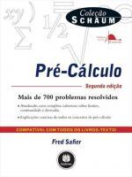 PRE-CALCULO - COL SHAUM -MAIS DE 700 PROBLEMAS RES