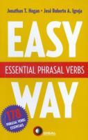 EASY WAY - ESSENTIAL PHRASAL VERBS