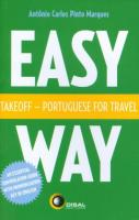 EASY WAY - TAKEOFF - PORTUGUESE FOR TRAVEL
