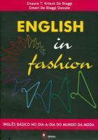 ENGLISH IN FASHION