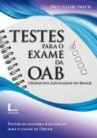 TESTES PARA O EXAME DA OAB