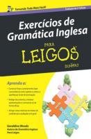 EXERCICIOS DE GRAMATICA INGLESA PARA LEIGOS