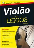 VIOLAO PARA LEIGOS - FOR DUMMIES