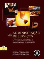 ADMINISTRACAO DE SERVICOS - OPERACOES, ESTRATEGIA