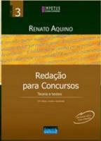 REDACAO PARA CONCURSOS - TEORIA E TESES