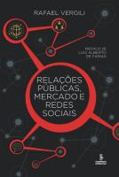 RELACOES PUBLICAS, MERCADO E REDES SOCIAIS