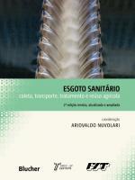 ESGOTO SANITARIO - COLETA, TRANSPORTE, TRATAMENTO