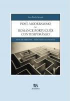 POST-MODERNISMO NO ROMANCE PORTUGUES CONTEMPORANEO