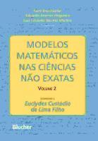 MODELOS MATEMATICOS NAS CIENCIAS NAO EXATAS - V. 2