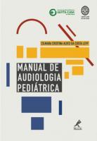 MANUAL DE AUDIOLOGIA PEDIATRICA