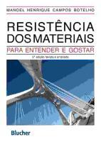 RESISTENCIAS DOS MATERIAIS