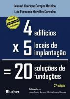 QUATRO EDIFICIOS X CINCO LOCAIS DE IMPLANTACAO - 2
