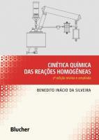 CINETICA QUIMICA DAS REACOES HOMOGENEAS