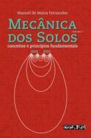 MECANICA DOS SOLOS - V.1