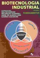BIOTECNOLOGIA INDUSTRIAL - V. 01 - FUNDAMENTOS