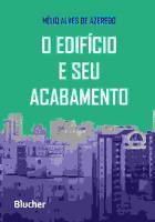 EDIFICIO E SEU ACABAMENTO, O - V. 2