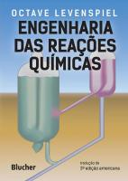 ENGENHARIA DAS REACOES QUIMICAS