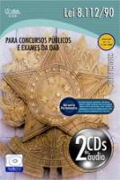 LEI 8.112/90 - PARA CONCURSOS PUBLICOS E EXAMES DA