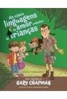 CINCO LINGUAGENS DO AMOR CONTADAS AS CRIANCAS