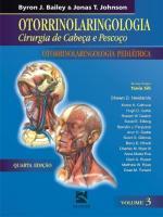OTORRINOLARINGOLOGIA PEDIATRICA - V. 03 - OTORRINO