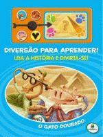 DIVERSAO PARA APRENDER! - O GATO DOURADO
