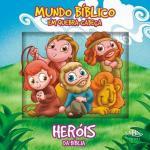HEROIS DA BIBLIA - MUNDO BIBLICO EM QUEBRA-CABECA