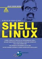 PROGRAMACAO SHELL LINUX