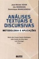 ANALISES TEXTUAIS E DISCURSIVAS - METODOLOGIA E AP