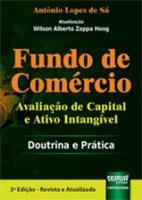 FUNDO DE COMERCIO - AVALIACAO DE CAPITAL E ATIVO I
