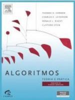 ALGORITMOS - TEORIA E PRATICA