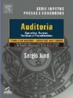 AUDITORIA - CONCEITOS, NORMAS, TECNICAS E PROCEDIM