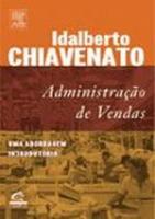 ADMINISTRACAO DE VENDAS - UMA ABORDAGEM INTRODUTOR
