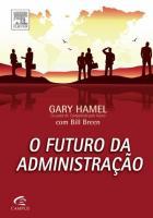 FUTURO DA ADMINISTRACAO, O
