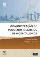 ADMINISTRACAO DE PEQUENOS NEGOCIOS DE HOSPITALIDAD