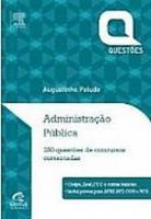 ADMINISTRACAO PUBLICA - QUESTOES