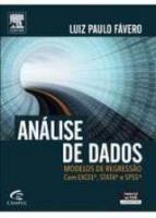 ANALISE DE DADOS - MODELOS DE REGRESSAO COM EXCEL,