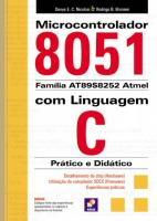 MICROCONTROLADOR 8051 - FAMILIA AT89S8252 ATMEL -