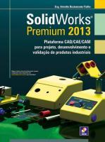 SOLIDWORKS PREMIUM 2013 - PLATAFORMA CAD/CAE/CAM P
