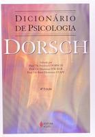 DICIONARIO DE PSICOLOGIA DORSCH