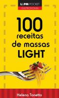 100 RECEITAS DE MASSA LIGHT