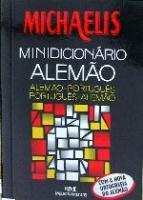 MICHAELIS - MINIDICIONARIO - ALEMAO (NOVA ORTOGRAF